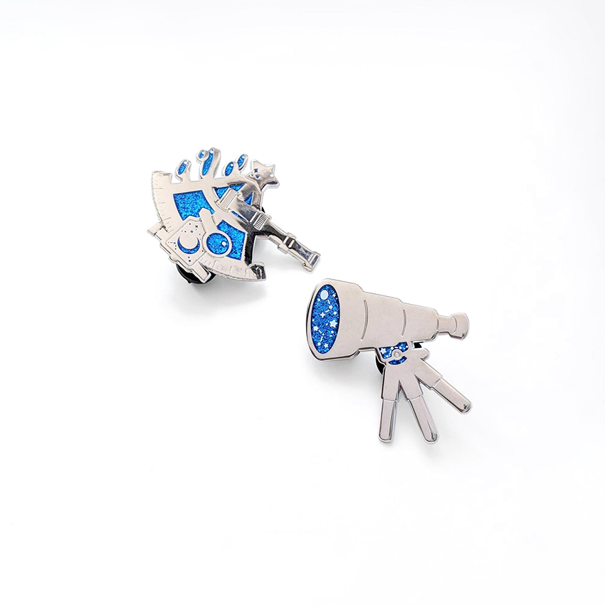 Koi fish pin set