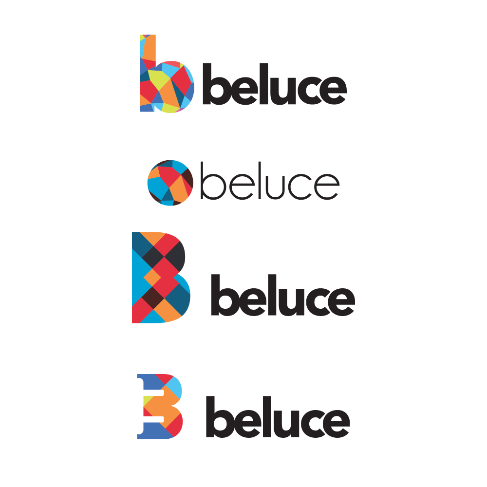 Logo redesign work for Beluce Canada. These were some of the designs I submitted.